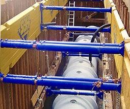 Damwandkamer Systeem